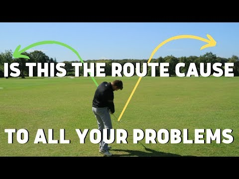 IS THIS THE ROOT CAUSE TO ALL YOUR GOLF SWING PROBLEMS