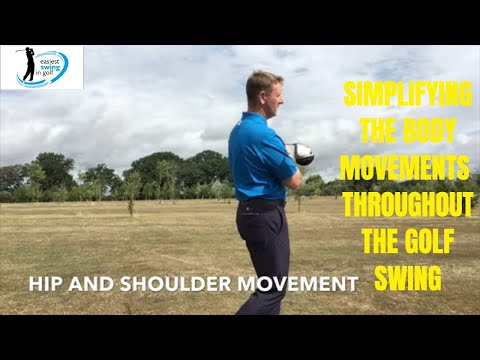 EASIEST SWING IN GOLF, SIMPLIFYING THE MOVEMENTS THROUGHOUT THE SWING, SENIOR SPECIALIST