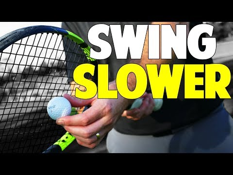 Swing The Club Slower For More Distance??