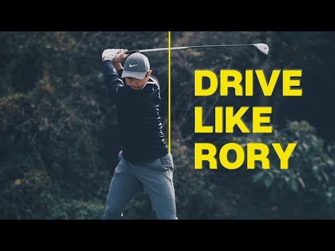 THE REASON WHY RORY MCILROY IS SO GOOD WITH THE DRIVER