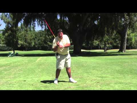 Golf Swing Made Simple and Natural