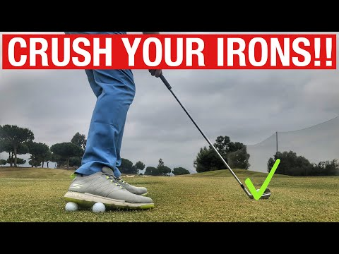 You NEED This To Crush Your Irons