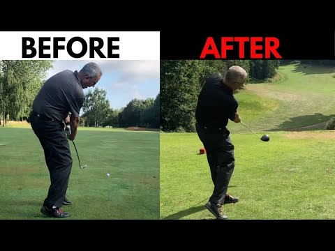 HOW TO STRIKE YOUR IRONS & DRIVER LIKE A TOUR PRO – WATCH THIS INCREDIBLE TRANSFORMATION