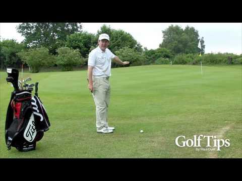 Leadbetter TV – Chipping 4   Bump & Run [Golf Tips]