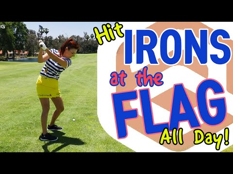 Mastering Iron Shot | Golf with Aimee