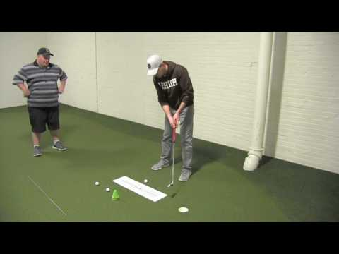 GOLF: Putting Set Up Basics And How They Impact Your Putting Stroke
