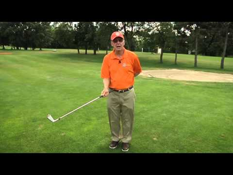 Professional Golf Tip: Drills for Chipping or Pitching