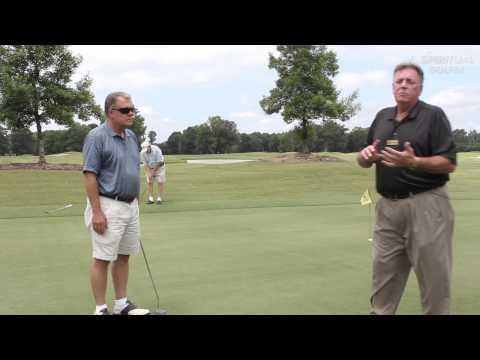 Spiritual Golfer: Golf Tip #1 – Reading a Green & Putting Speed
