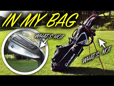 In My Golf Bag – What's Hot and What's Not!