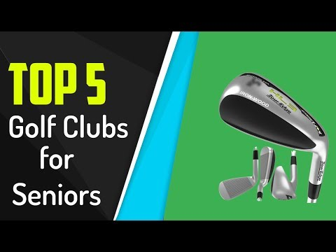 Top 5 Best Golf Clubs for Seniors Review