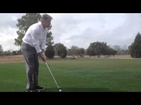 Golf pro Michael Allen gives chipping tips