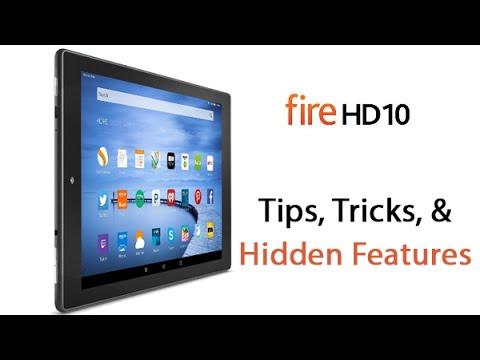 Fire HD10 – Tips, Tricks, and Hidden Features
