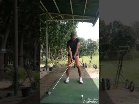 Golf (driver full swing)