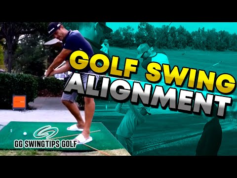 Using Alignment Rods  | Golf Tips For Beginners