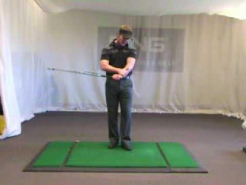Jeff Ritter – Golf Swing – Back Swing Sequence – Left Arm