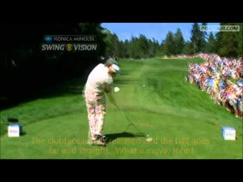 """John Daly demonstrates """"The Truth About Golf"""""""