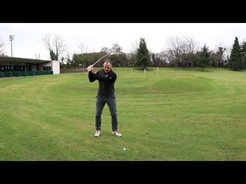 John Cheetham PGA Pro Driving Tips   3 Hammers Golf Academy Wolverhampton UK