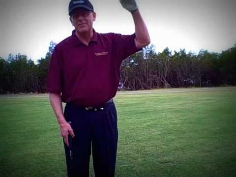 Senior golf tips / getting your yardage