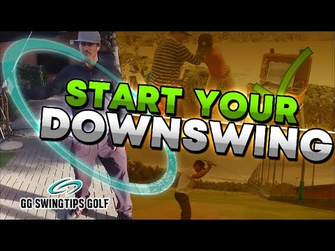 Improved Downswing Starting Sequence – Golf Lesson