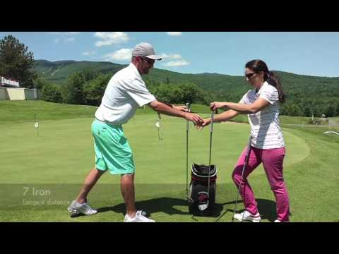 Sugarbush Golf Tips – Chipping