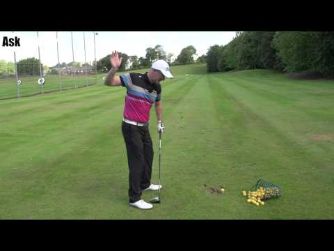 Womens Golf Tip Use Your Legs For Better Tee Shots