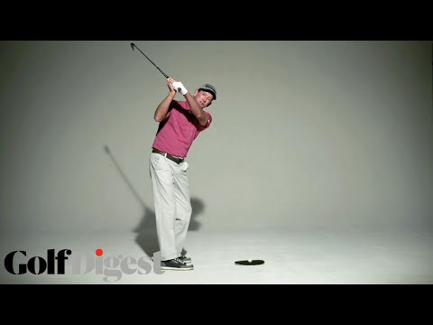 Hank Haney on the Correct Wrist Position at the Top of Your Golf Swing   Golf Tips   Golf Digest