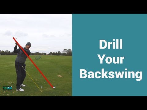 Drill the perfect backswing