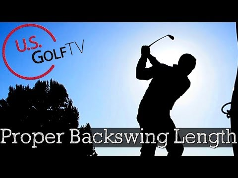 What is the Proper Backswing Length?