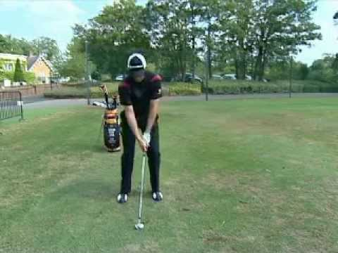 Punch Shot Golf Tips From Justin Rose