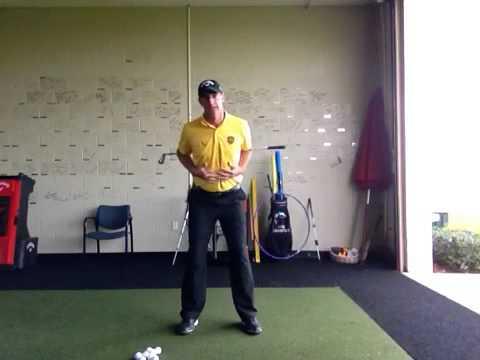 Arron Cole – Senior golfers lack of distance