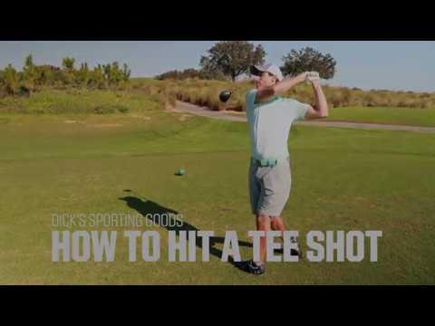 Golf Basics: How to Hit a Tee Shot