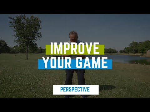 Golf Tips   How perspective influences the way you swing
