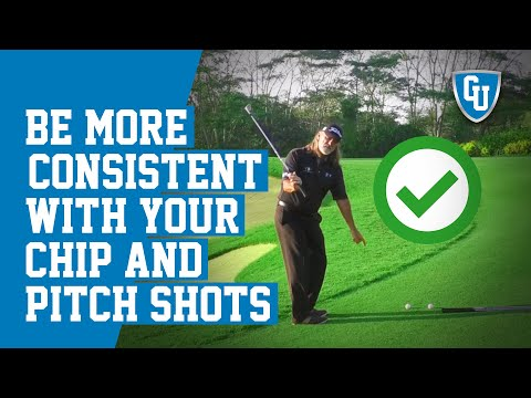How To Become More Consistent With Your Chip and Pitch Shots