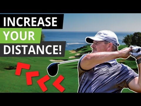 Top Golf Tip to Increase Driver Distance NOW (Long Drive Secret)