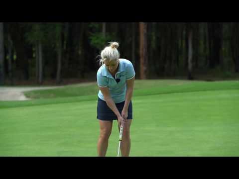 Australian Golf Digest TV – Annabel Rolley – Instruction – Putting Routine