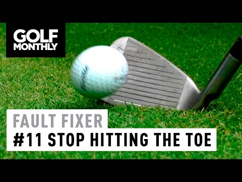 Fault Fixer – #11 Stop Hitting The Toe