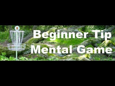Disc Golf Beginner Tip: Mental Game