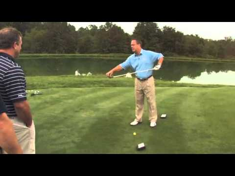 Winning Golf Tip – Chipping with a Hybrid
