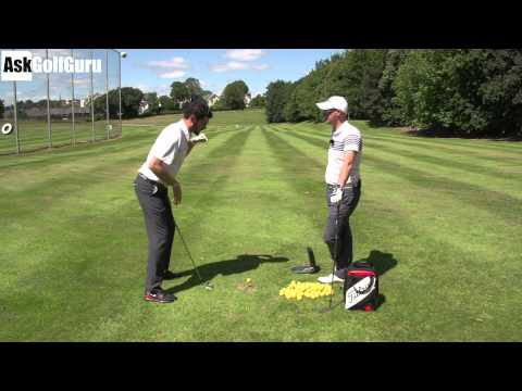 How Much Knee Bend Is Needed in Golf