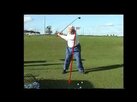 Moe Norman Model Single Plane Golf Swing Student Before and After 2