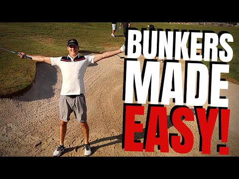 HOW TO PLAY BUNKER SHOTS – THE EASY WAY!