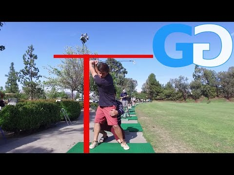 Golf Swing Tips   Golf Lesson   Rotate and then Push   Golf Assistant