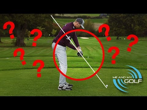 THE SECRET TO CHANGING YOUR GOLF SWING