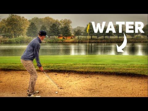 Scariest Bunker Shot In Golf | Fairways And Greens Challenge