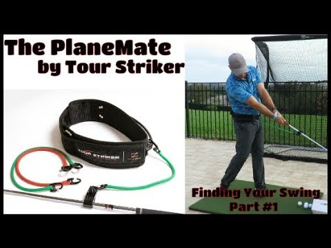 The PlaneMate – Finding Your Swing – Part #1