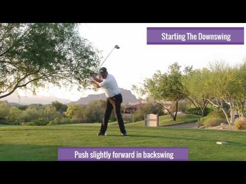 Malaska Golf – Starting the Downswing – Swing Tips – Ask Mike via malaskagolf.com