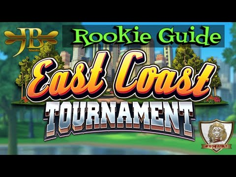 Golf Clash, East Coast – Rookie Guide