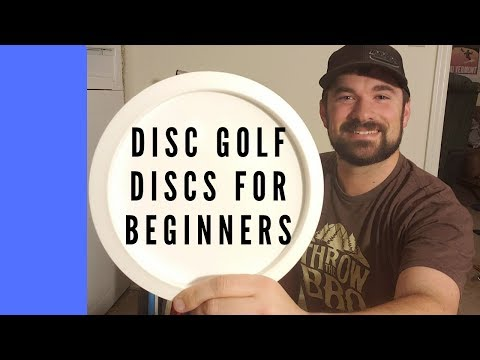 Disc Golf Discs for Beginners| Valmont Disc Golf Course