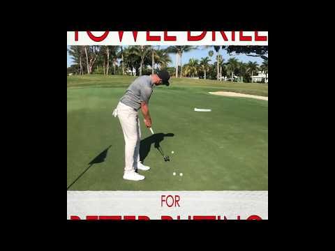 Golf Practice Drill – Improve Your Putting!