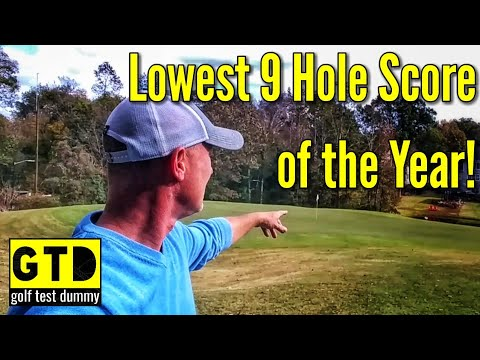 Are You Trying Too Hard? – Golf Test Dummy